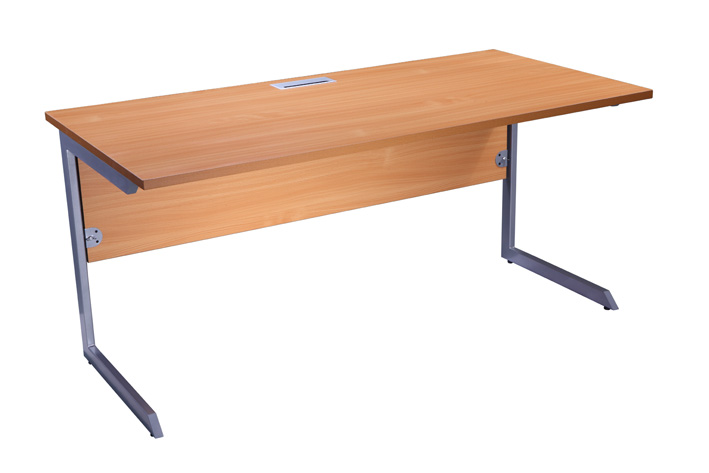Folding training/board table