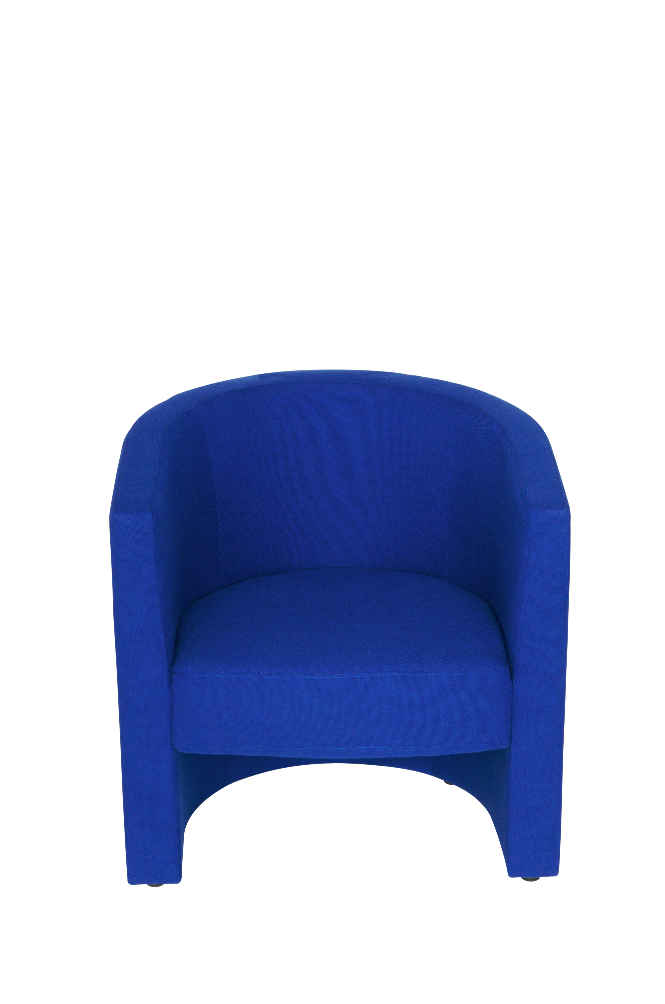 Blue Or Black Fabric Chair Office Furniture Solutions 4u
