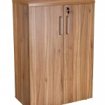 American oak cupboard