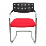Vitra style stack able meeting chair
