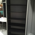 Hayworth open shelving