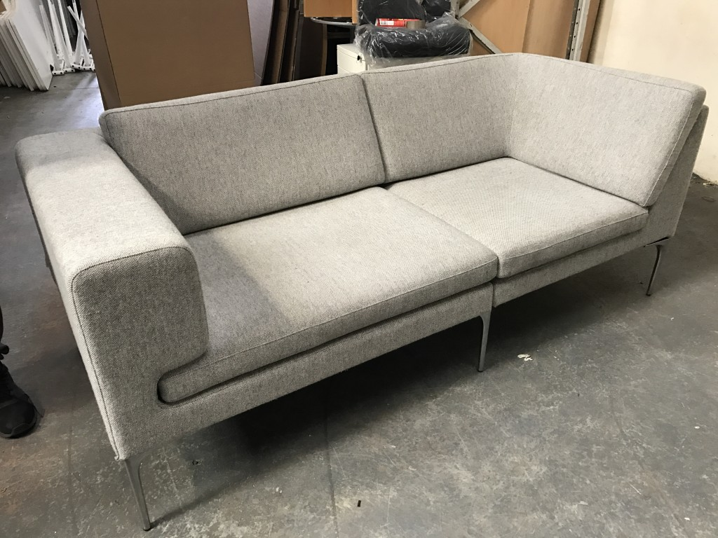 Orange Box sofa