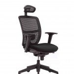 NMC mesh back chair