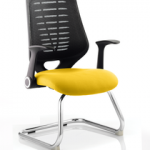 Relay Cantilever Bespoke Colour Black Back In yellow