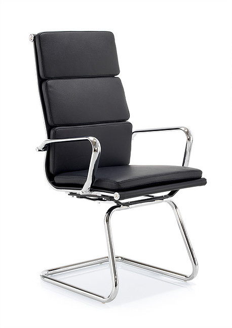 Aria A high padded executive boardroom chair